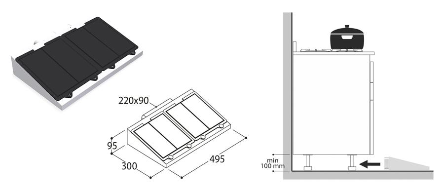 Filtračná súprava na uhlíkové filtre od značky Sil Fim